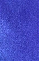 Feutrine 30x20cm bleu foncé 2mm
