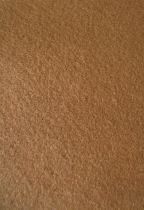 Feutrine 30x20cm brun clair 2mm