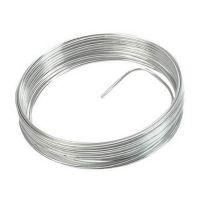 Fil Aluminium Argeté 1mm x 10mètres