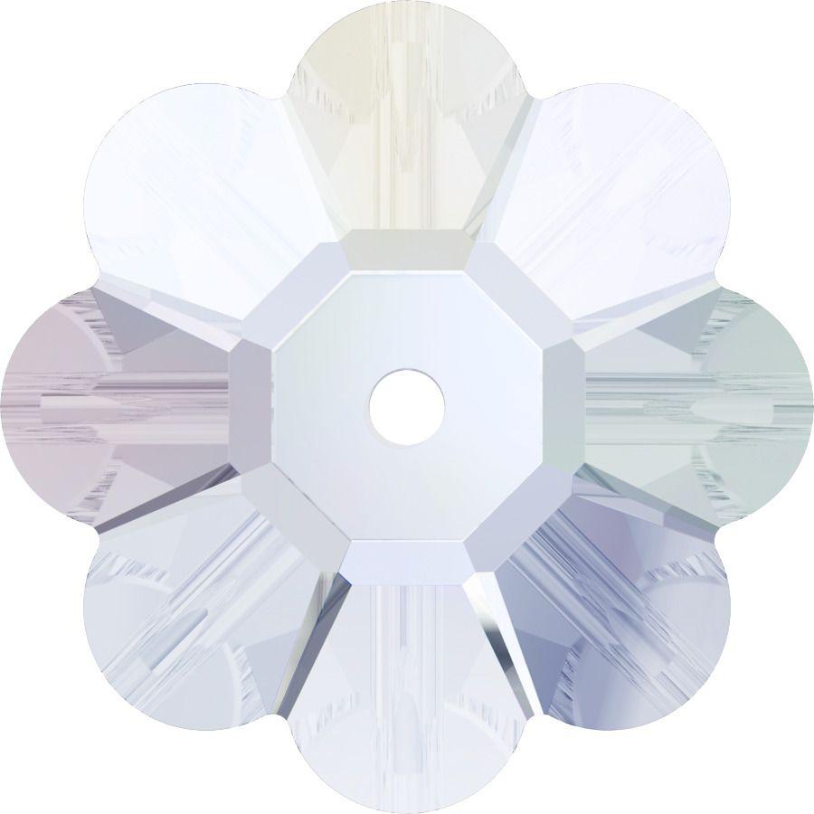 Fleur 3700 Crystal AB 6mm x10 Cristal Swarovski