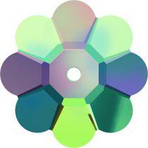Fleur 3700 Crystal Vitrail Medium 8mm x1 Cristal Swarovski