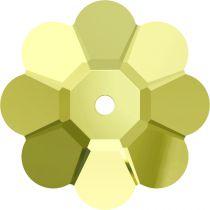 Fleur 3700 Jonquil 6mm x10 Cristal Swarovski