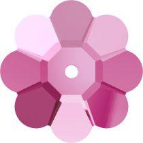 Fleur 3700 Light Rose 10mm x1 Cristal Swarovski