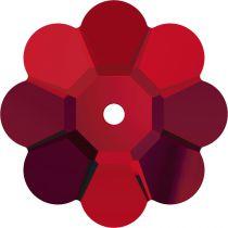 Fleur 3700 Light Siam 8mm x1 Cristal Swarovski