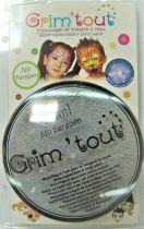 Galet de maquillage argent métallique 20ml sans paraben
