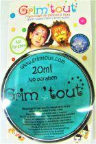 Galet de maquillage Bleu lagon 20ml sans paraben