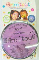 Galet de maquillage mauve 20ml sans paraben