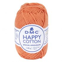 Happy cotton amigurumi dmc 753 - bobine 20g x1