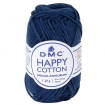 Happy cotton amigurumi dmc 758- bobine 20g x1