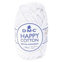 Happy cotton amigurumi dmc 762 - bobine 20g x1