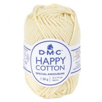 Happy cotton amigurumi dmc 770 - bobine 20g x1