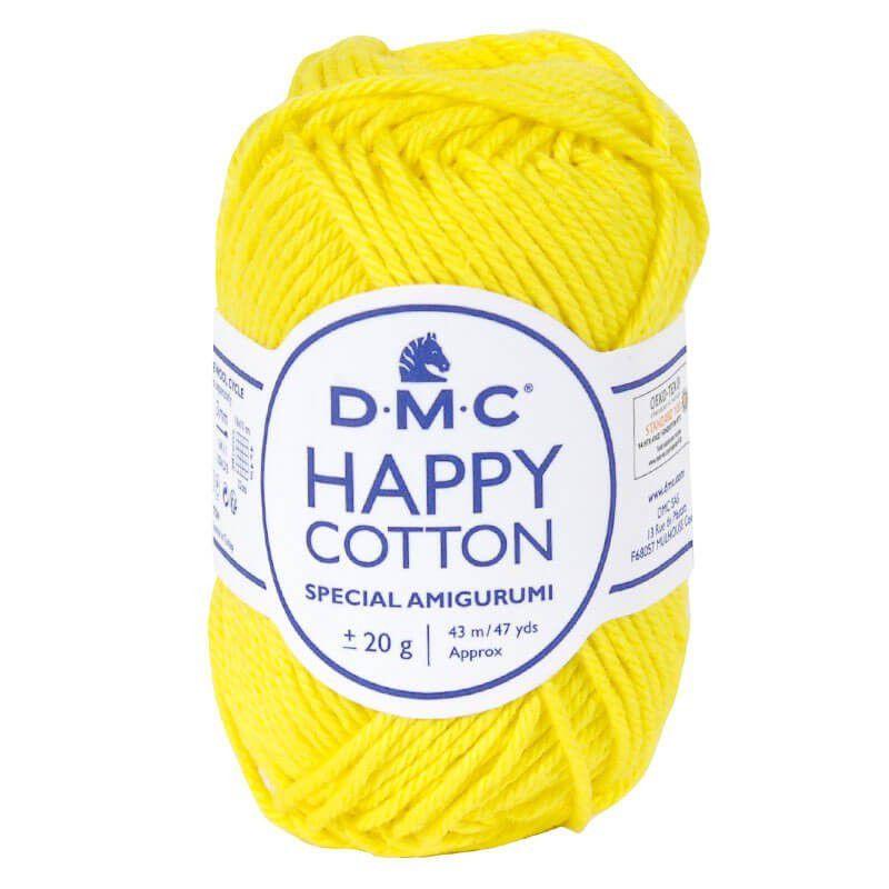 Happy cotton amigurumi dmc 788 - bobine 20g x1