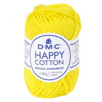 Happy cotton amigurumi dmc 788 - bobine 20g x1