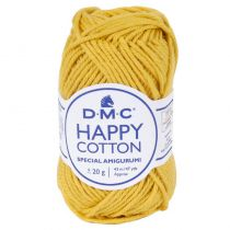 Happy cotton amigurumi dmc 794 - bobine 20g x1
