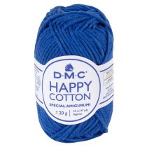 Happy cotton amigurumi dmc 798- bobine 20g x1