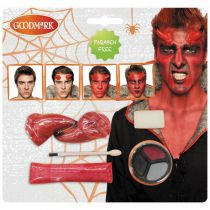 Kit maquillage diable sans paraben