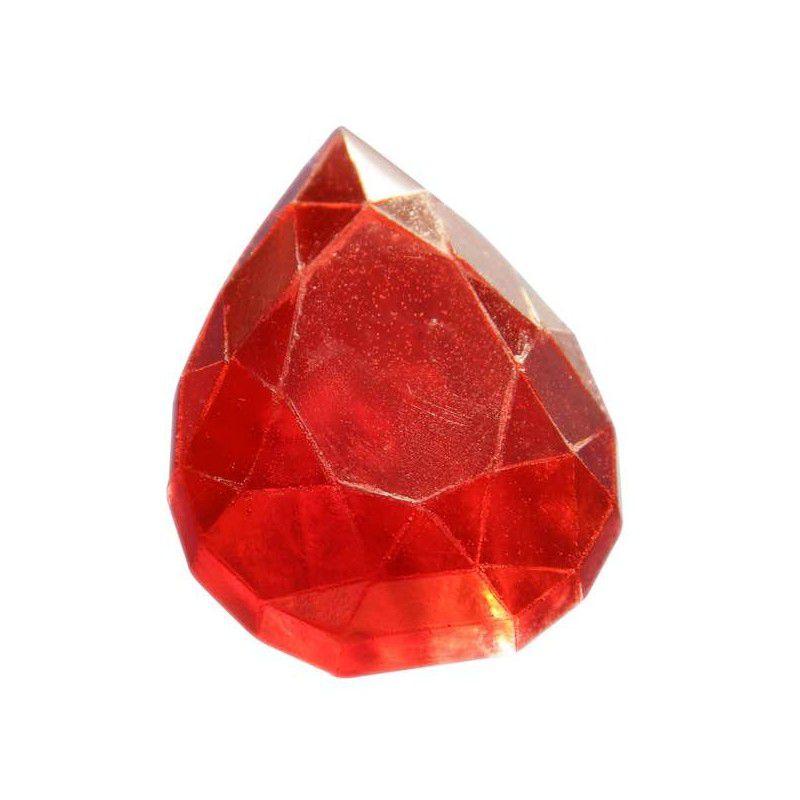 Moule savon fantaisie - Diamant goutte