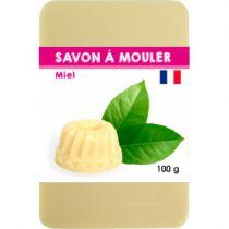 Pain de Savon à mouler Miel DIY 100 gr