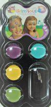 Palette de maquillage 4 couleurs Grim\'tout - fée des fleurs