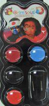 Palette de maquillage 4 couleurs Grim\'tout - ninja et manga
