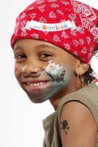 Palette de maquillage 4 couleurs Grim\'tout - pirate