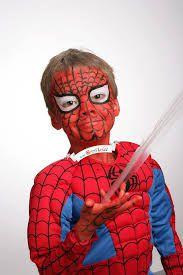 Palette de maquillage 4 couleurs Grim\'tout - super héros