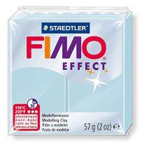 Pâte Fimo Effect 57g Bleu Quartz n°306
