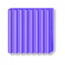 Pâte Fimo Effect 57g Lilas Transparent n°604