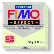 Pâte Fimo Effect 57g Luminescent n°4