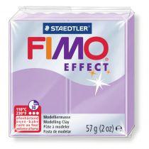 Pâte Fimo Effect 57g Mauve n°605