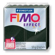 Pâte Fimo Effect 57g Noir Perle n°907
