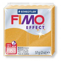 Pâte Fimo Effect 57g Or Métallic n°11