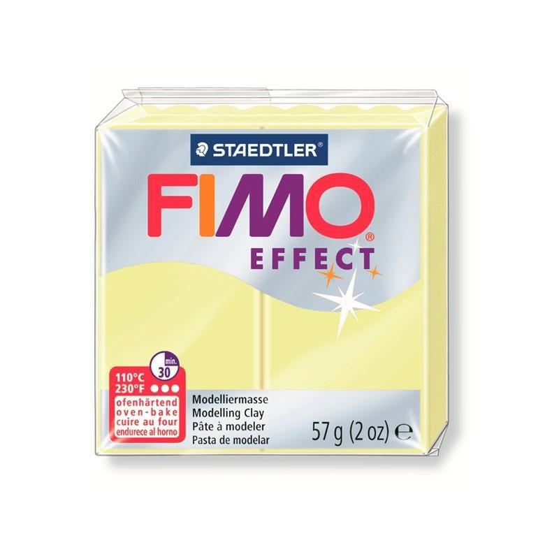 Pâte Fimo Effect 57g Vanille n°105