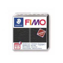 Pâte Fimo Effect Cuir Noir n°909