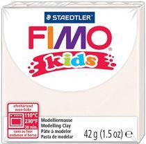 Pâte Fimo Kids 42g Blanc n°0