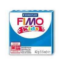 Pâte Fimo Kids 42g Bleu n°3