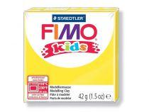 Pâte Fimo Kids 42g Jaune n°1