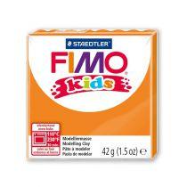 Pâte Fimo Kids 42g Orange n°4