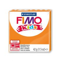 Pâte Fimo Kids 42g Orange n°4