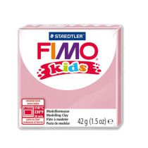 Pâte Fimo Kids 42g Rose n°25