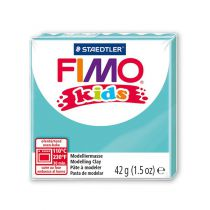 Pâte Fimo Kids 42g Turquoise n°39