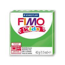 Pâte Fimo Kids 42g Vert n°5