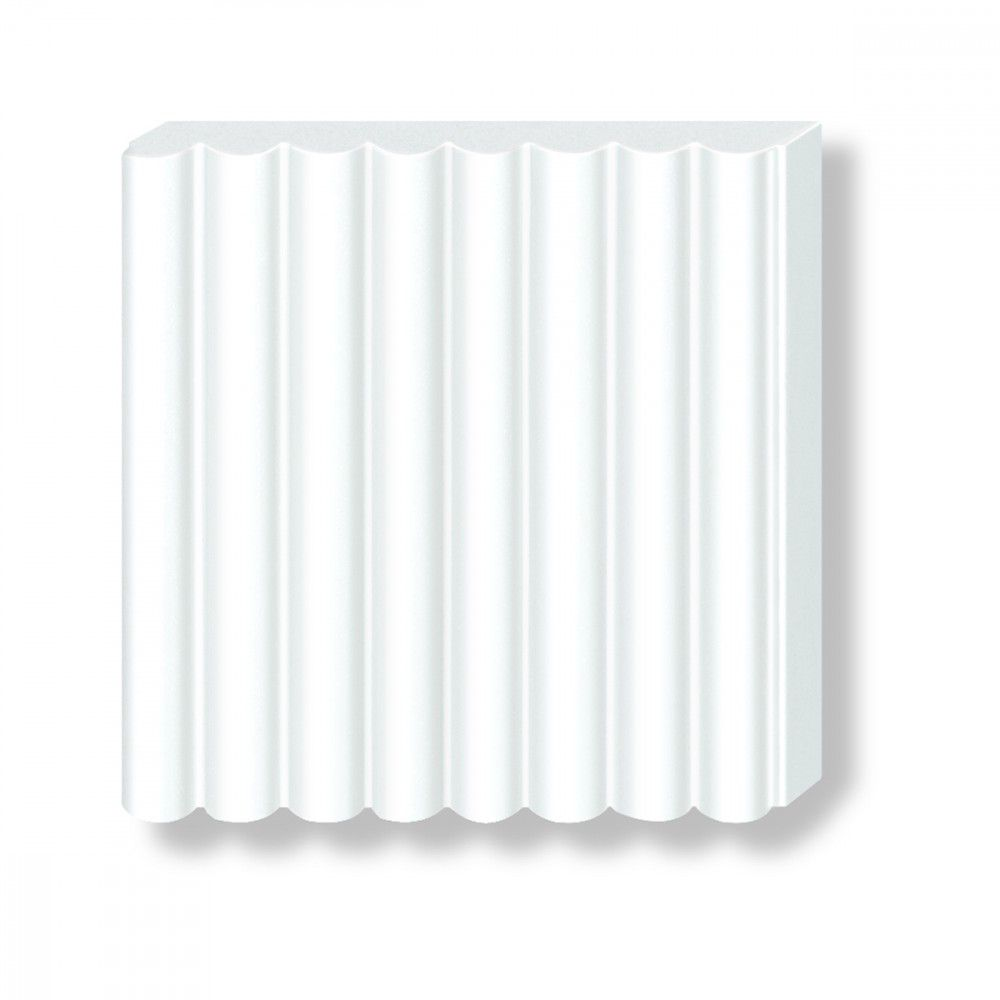 Pâte Fimo Soft 57g Blanc n°0