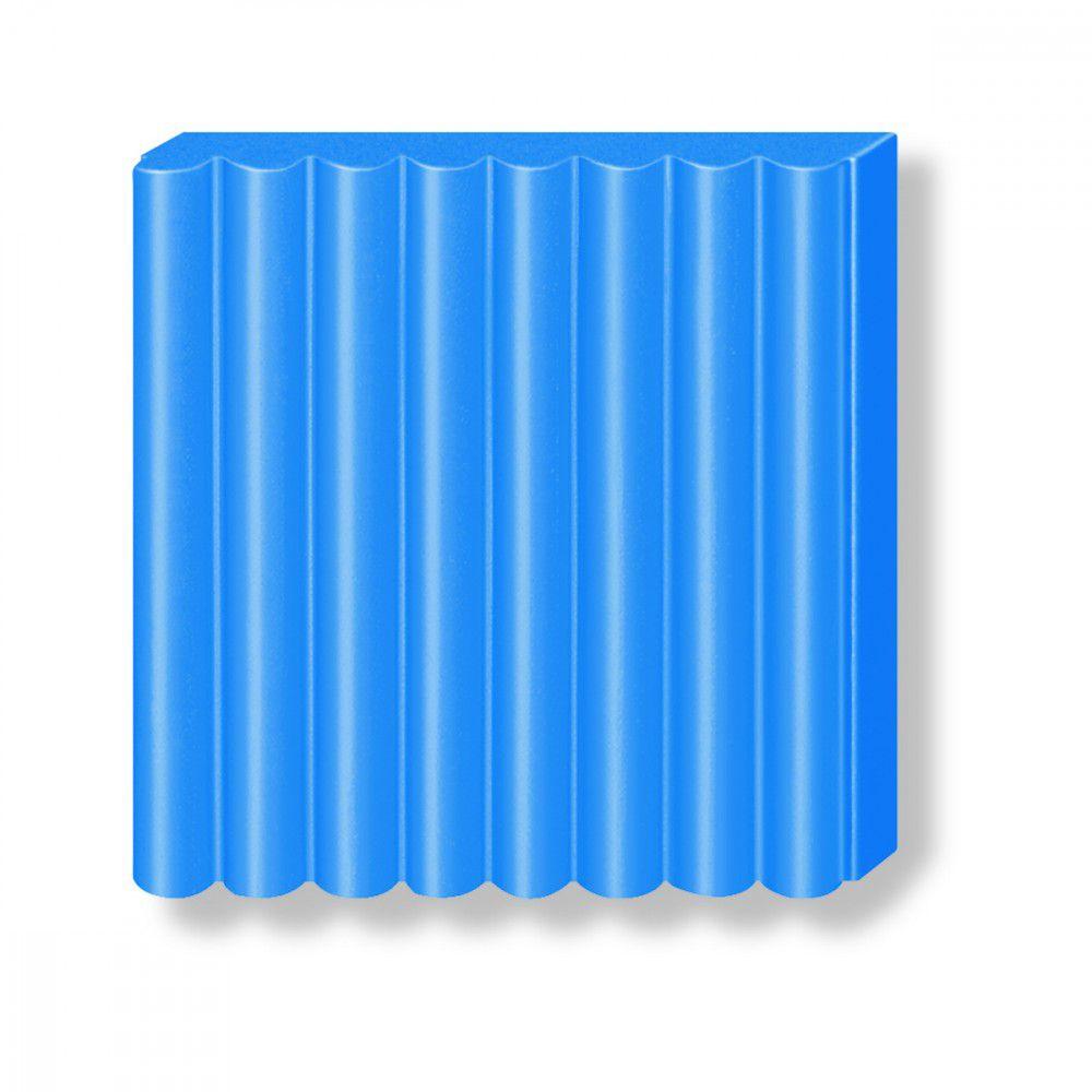 Pâte Fimo Soft 57g Bleu Pacifique n°37