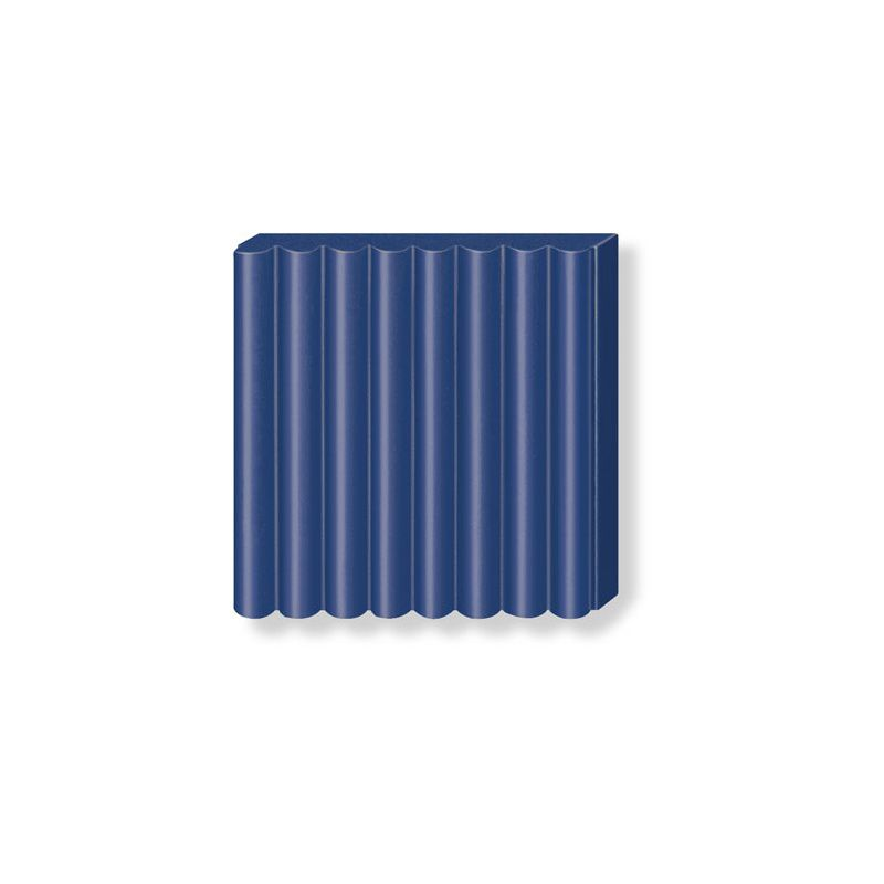 Pâte Fimo Soft 57g Bleu Windsor n°35