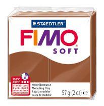 Pâte Fimo Soft 57g Caramel n°7