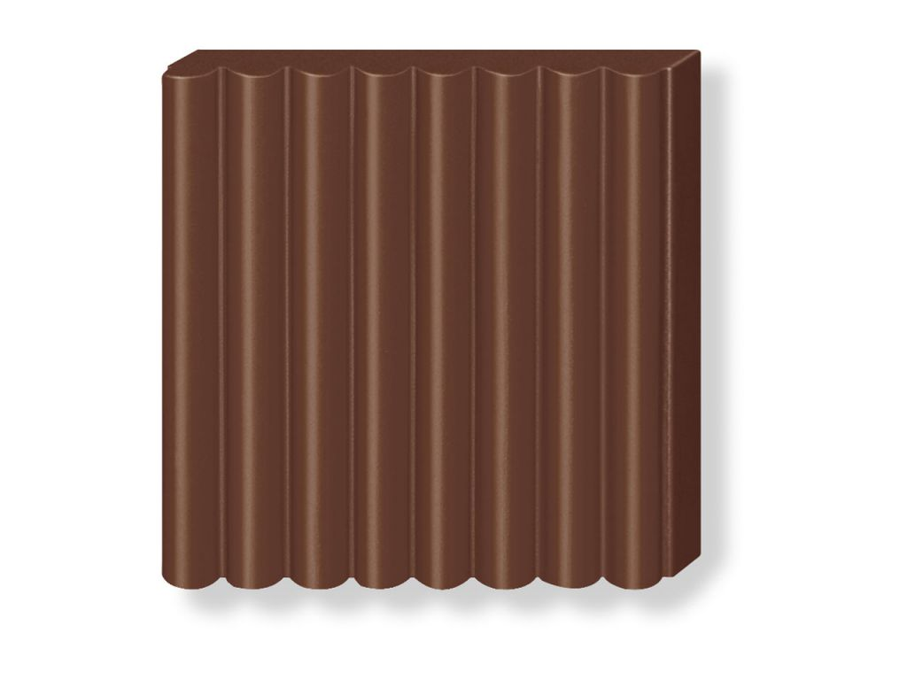 Pâte Fimo Soft 57g Chocolat n°75