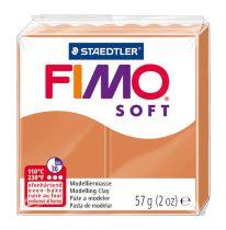 Pâte Fimo Soft 57g Cognac n°76