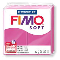 Pâte Fimo Soft 57g Framboise n°22
