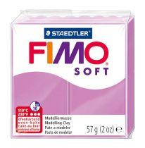 Pâte Fimo Soft 57g Lavande n°62